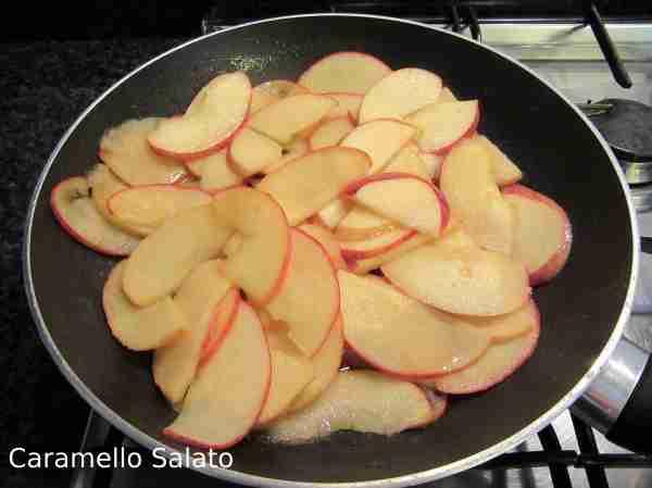 Ricetta rose di mele con pasta sfoglia